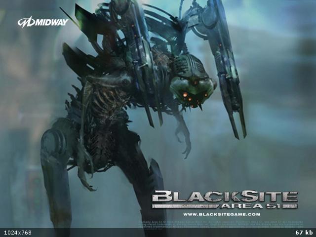 Wallpaper ID : 531570. Компьютерная игра BlackSite: Area 51 Wallpaper Back